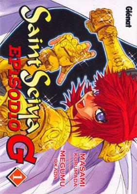 Manga Saint Seiya Episodio G