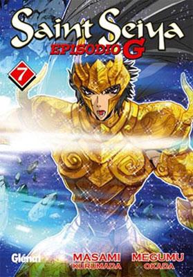 Manga Saint Seiya episodio G Tomo 07