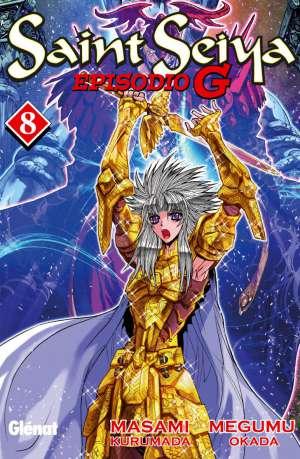 Manga Saint Seiya episodio G Tomo 08
