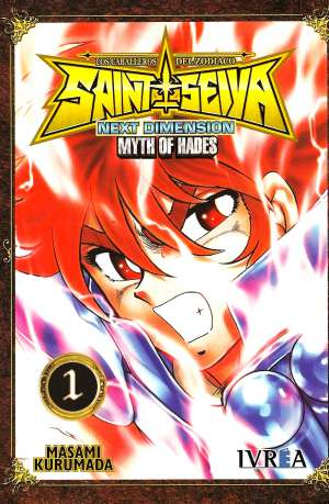 Manga Saint Seiya Next Dimension
