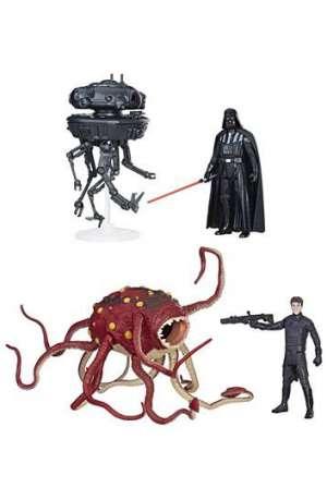 Star Wars Force Link Vehículos y Criaturas con Figuras 2017 Class A Wave 1 01