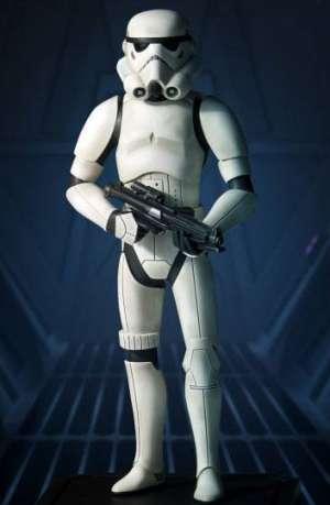 Star Wars Rebels Maquette Stormtrooper 01