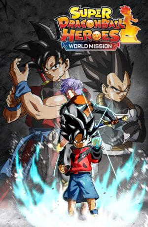Super Dragon Ball Heroes World Mission PC Descargar