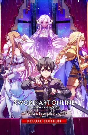 Sword Art Online Alicization Lycoris Deluxe Edition PC