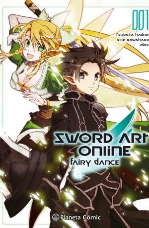 Manga Sword Art Online Fairy Dance 01