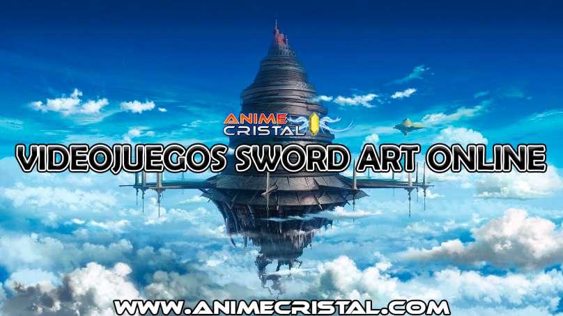 Sword Art Online Videojuegos