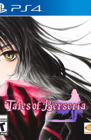 Tales of Berseria PS4 Portada