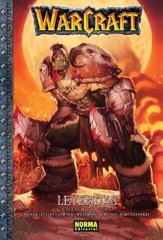 Comic Warcraft Leyendas