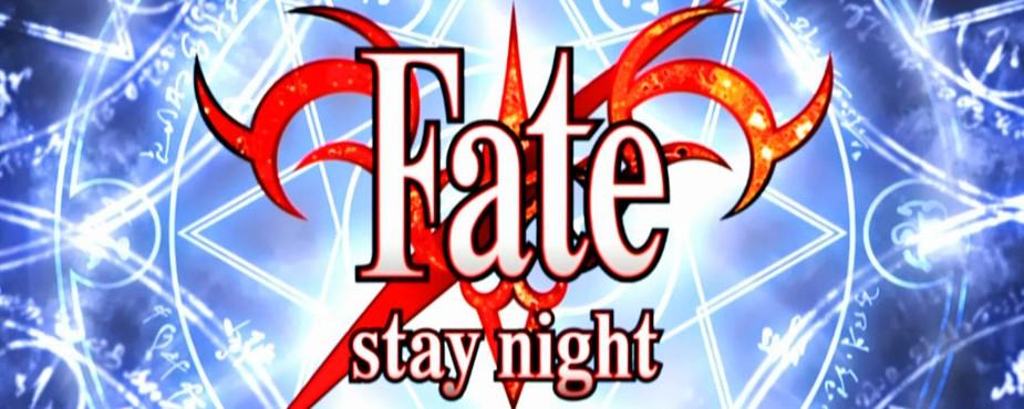 Fate/Stay night portada 3