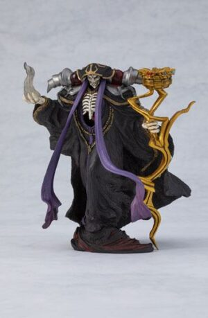 Figura Overlord Ainz Ooal Gown Overseas 12 cm