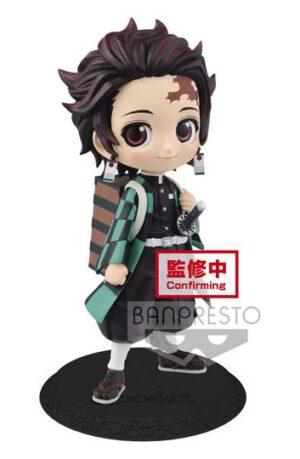 Tanjiro Kimetsu no Yaiba Minifigura Q Poske